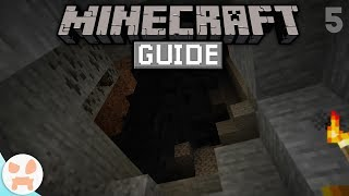 FIRST TIME CAVING - Tips & Tricks! | The Minecraft Guide - Minecraft 1.14 Lets Play Episode 5