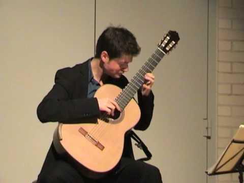 Classical Guitar Concert - Sevilla by Issac Albeniz - Performer: Dimitris Dekavallas