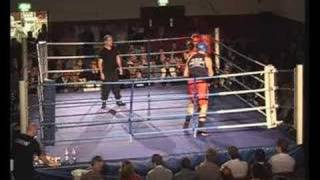 Rumble at the Regal II :: Dave Barker vs Tim Absolom :: www.BoxFitPT.com