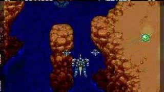 Robo Aleste - Sega CD - Full Game 6 of 13