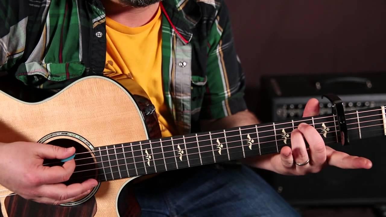 Brandi Carlile Wherever Is Your Heart Chords And Rhythm Guitar