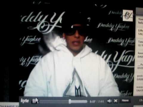 Daddy Yankee In The Chat Room Shout Out To New York