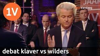 DEBAT | Geert Wilders (PVV) vs Jesse Klaver (GroenLinks) | 2016 thumbnail