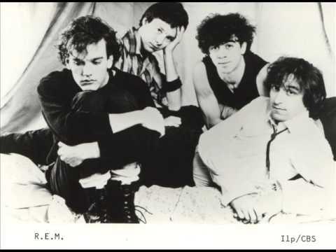 1. R.E.M. Pop Song 89, Live 1989, Orlando Arena, Orlando, Florida