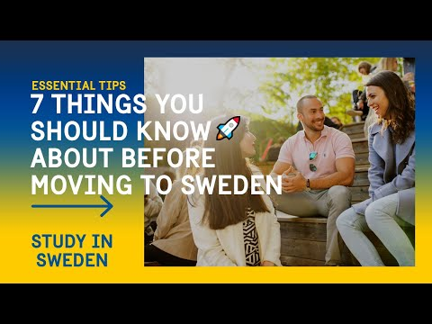 7 Things You Should Know Before Coming to Sweden (#7 is Crazy!)