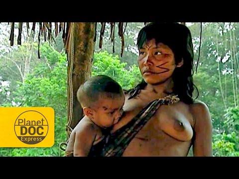 Vida en la Selva. Tribu Sanema