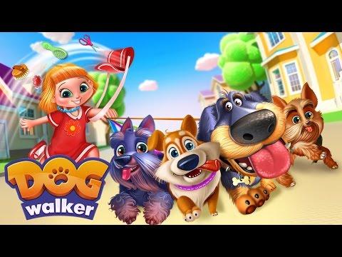 Dog Walker | Morning Madness Adventures | TabTale