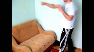 Тренировка реакции в боксе
