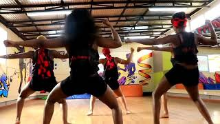 gQ Dancers LEVEL UP CHALLENGE