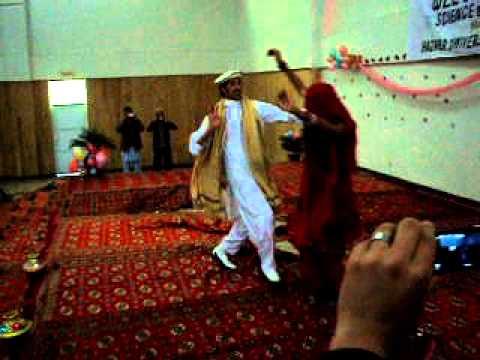 Hazara University Mansehra Kashi Dance