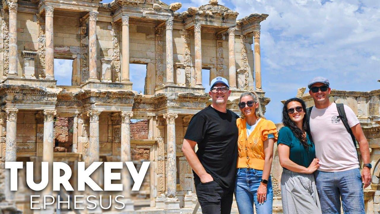 Learning About Amazing Biblical History || Ephesus Turkey