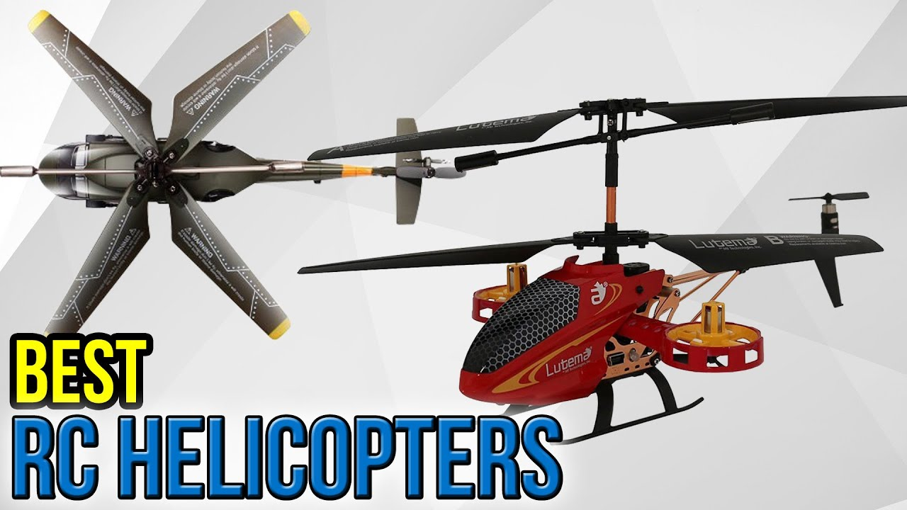 10 Best RC Helicopters 2017 - YouTube Top Rated Remote Control Helicopter on