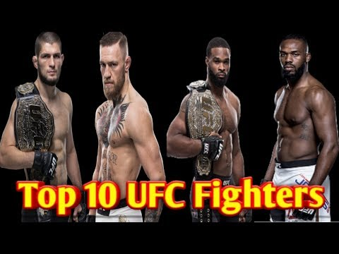 Top 10 UFC Fighters In All Divisions • UFC Latest Ranking