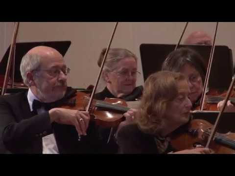 Green Mountain Mahler Festival's Seventh Annual New Years Day Concert 2017