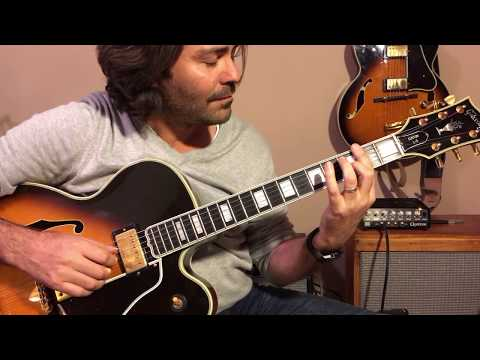 O Christmas Tree - Jazz Guitar Chord Melody