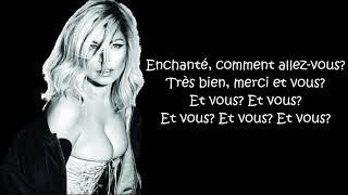Fergie - Enchanté (Carine) (feat. Axl Jack)