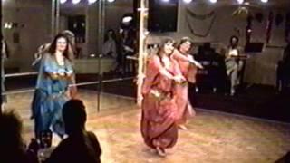 "Rising Phoenix Dancers - cane dance ""My Lovely Elena"""
