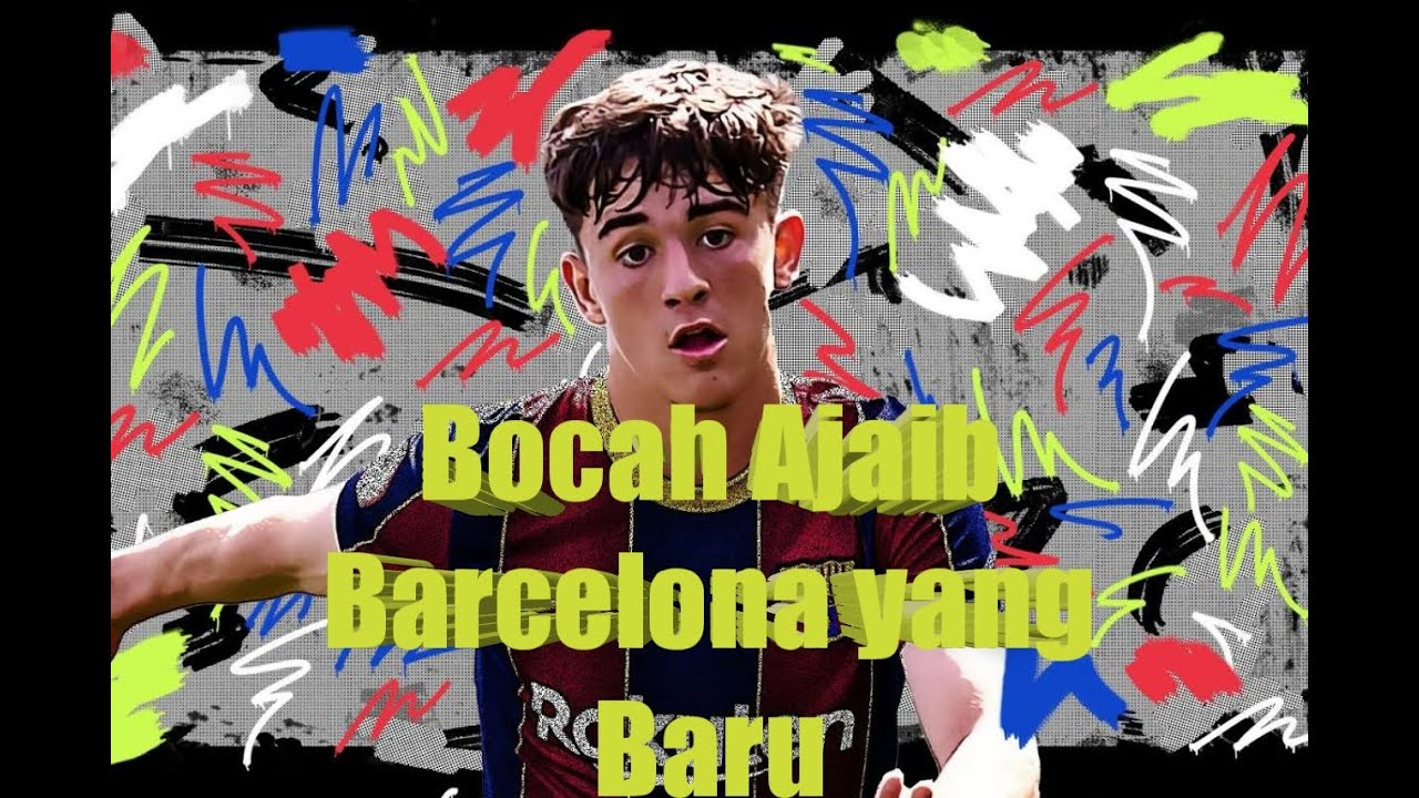 Download Gavi Bocah Ajaib Barcelona yang Baru
