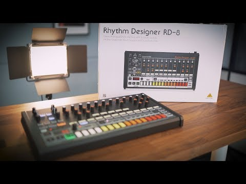 You can now pre-order Behringer's RD-8 drum machine: just don't call it an 808 | MusicRadar