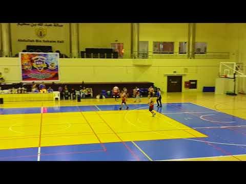 JCLG vs. TFCMI The Finals 2nd QTR  20-10-2017 @ Qatar Sports Club