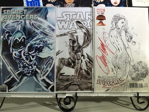Comic haul 31: trade, shout outs and half price books.