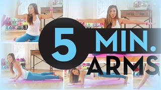 5 Minute Toned Arms