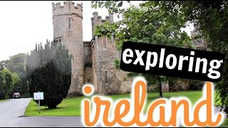 DAY TRIP IN IRELAND! | Study Abroad Travel Vlog | Sarah Hasselberger