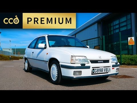 MK2 Vauxhall Astra GTE 16v [LUTON] Review And Drive