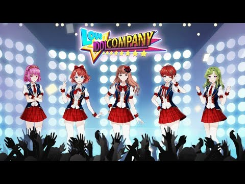 Girl Group: Love Idol Company - Month 8(Road to Carniegehall)