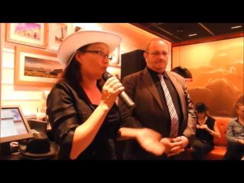 Saint-Mard ► A l'inauguration du Buffalo Grill
