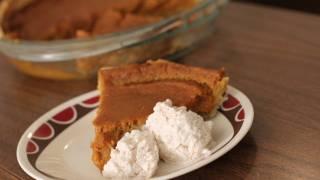 Vegan Pumpkin Pie Recipe For Vegan Thanksgiving Dinner