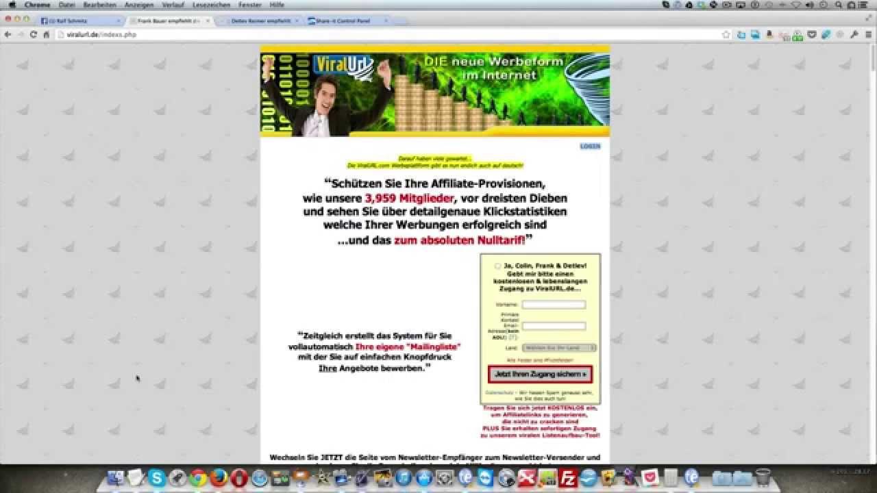 viralurl resum u00e9  review  und rabatt  discount  code by