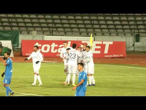 Gol Vasile Buhăescu, în FC Argeș - Pandurii Târgu Jiu 3-1