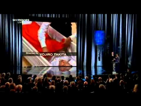 Liam Neeson & Frieda Pinto @ 81st Oscars® (2009)