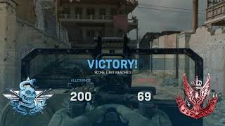 Call of duty modern warfare multiplayer LIVE 900+kills  (Playing with subs)