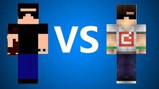 5 DAKİKADA EV İNŞA ETMEK! - Minecraft Yarışması
