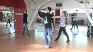 Урок движения. Electro Dance. Тренер - Андрей Ким