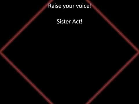 Raise your voice - lyrics!