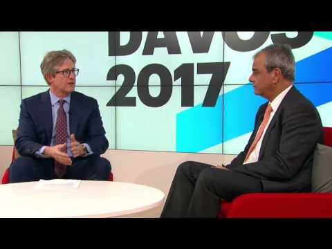 What's Next in Banking? - WEF 2017