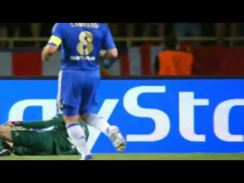 Atletico Madrid vs Chelsea 4-1 All Goals   Highlights - UEFA Super Cup 2012 - 31 08 2012 - Falcao