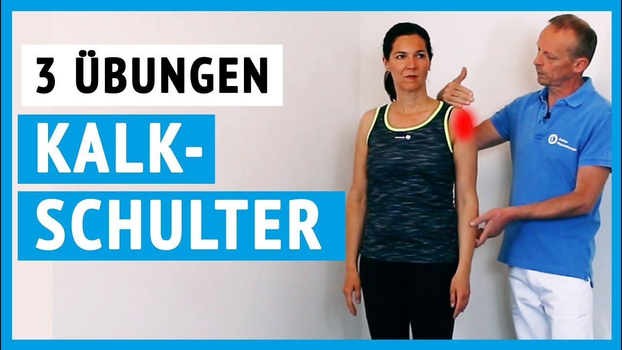 Übungen gegen Schulterschmerzen: 6 hilfreiche Maßnahmen