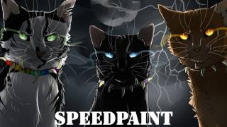Speedpaint - Scourge, Bone, Brick