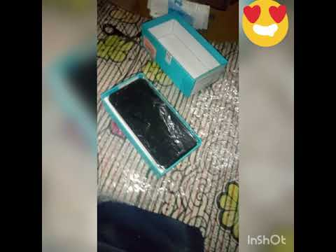 Unboxing honor 9 lite gift from musically. #musically.india