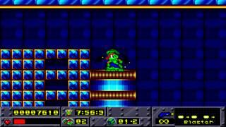 Jazz Jackrabbit - Battleships (Sega Genesis remix)