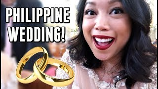 Philippine Weddings = BIG WEDDINGS! -  ItsJudysLife Vlogs