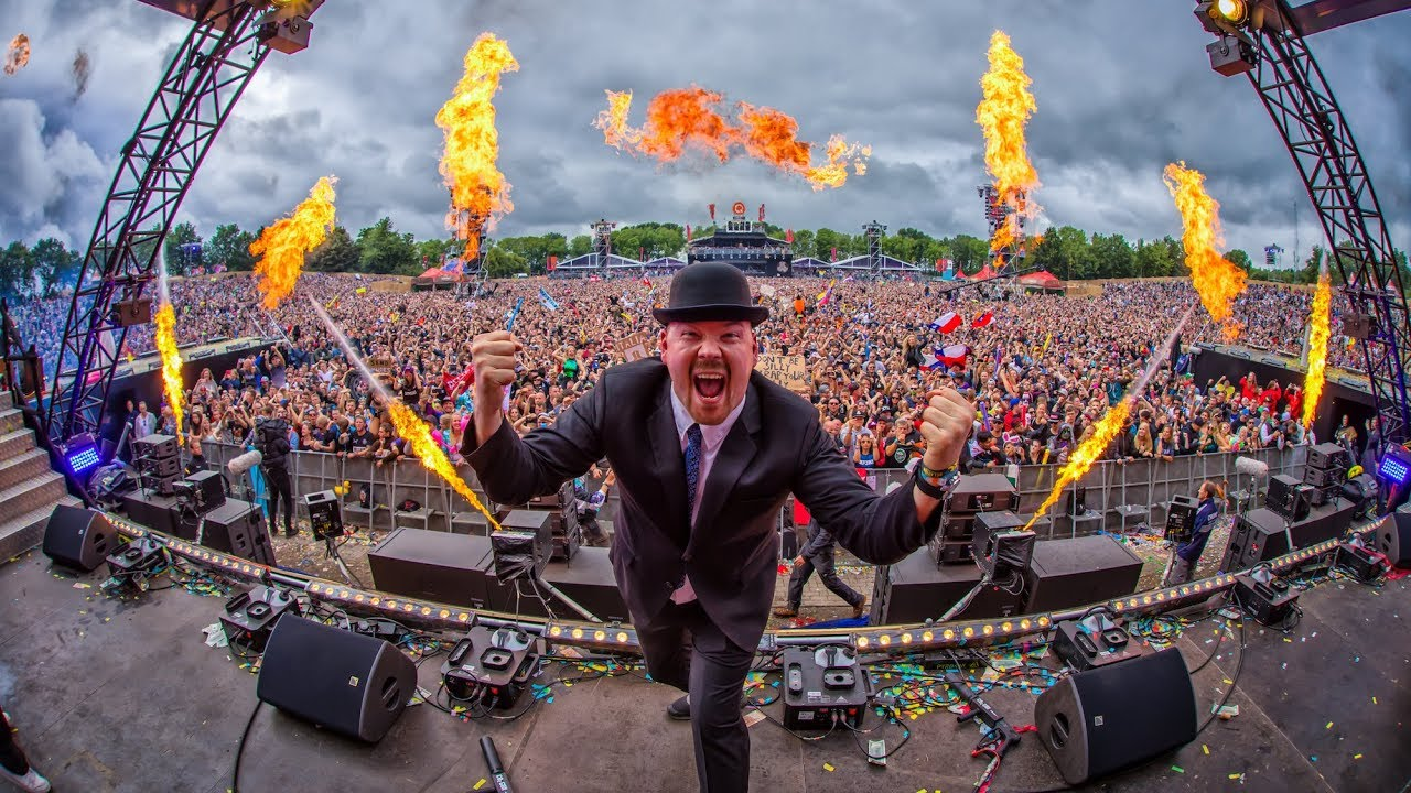 Download Defqon.1 2018 | Peacock in Concert