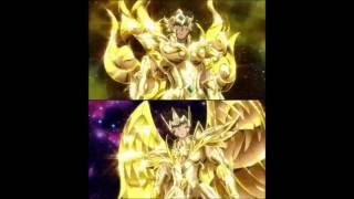 聖 闘 士 星矢  SOUL OF GOLD Vol 1 SPECIAL CD SOUND OF GOLD AUDIO INTERVIEW (Part 1) 田中秀幸 検索動画 44