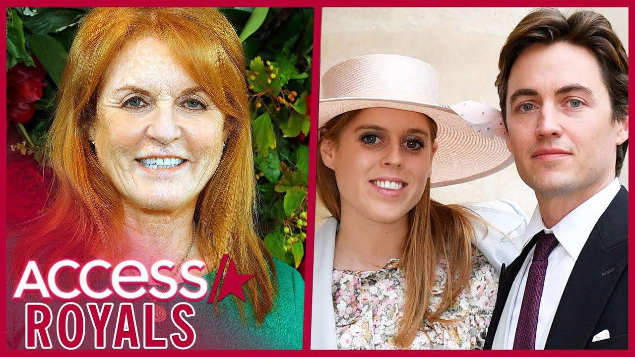 Sarah Ferguson Marks Princess Beatrice's Would-Be Wedding Day