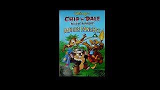 Chip N Dale Rescue Rangers Danger Rangers