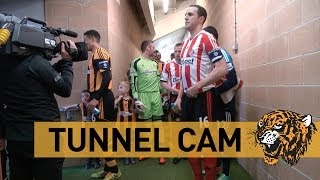 Hull City v Sunderland | Tunnel Cam